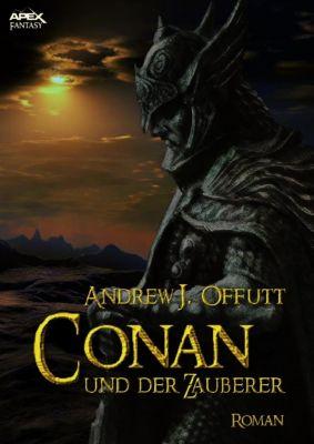 CONAN UND DER ZAUBERER, Andrew J. Offutt