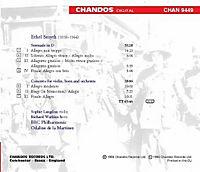 Conc.F.Violin,Horn & Orch./+ - Produktdetailbild 1