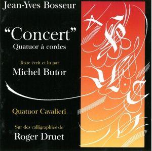 Concert - Streichquartett, Quatuor Cavalieri
