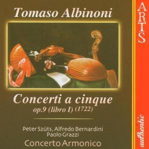 Concerti A Cinque Op. 9, Concerto Armonico