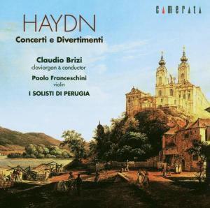 Concerti E Divertimenti, I Solisti Di Perugia, Brizi