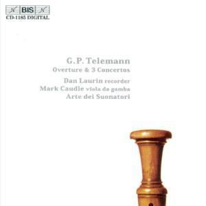 Concerti Für Blockflöte/+Ouver, Dan Laurin, Arte die Suonatori