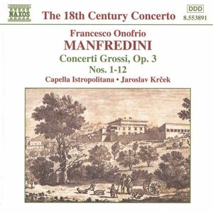 Concerti grossi, Krcek, Capella Istropolitana