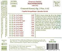 Concerti Grossi Op.3 1-12 - Produktdetailbild 1