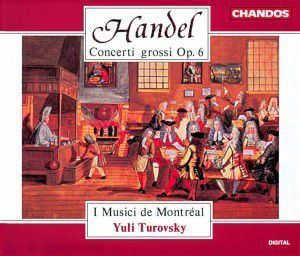 Concerti Grossi Op.6, Yuli Turovsky, Imm