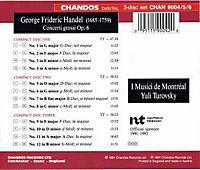 Concerti Grossi Op.6 - Produktdetailbild 1