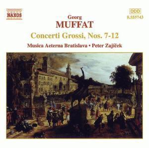 Concerti Grossi Vol.2, Peter Zajicek, Musica Aeterna B