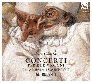 Concerti Per Due Violini, Antonio Vivaldi