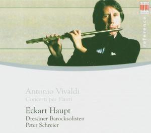 Concerti per Flauti, E. Haupt, Dresdner Bs, P. Schreier