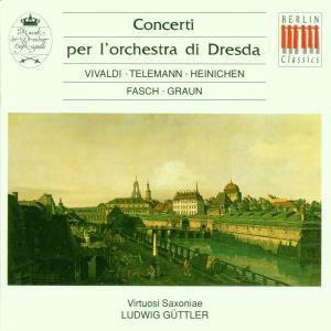 Concerti per l'orchestra di Dresda, Ludwig Güttler, Vsx