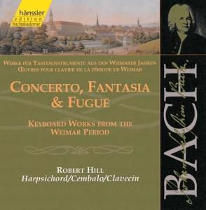 Concerto,Fantasia & Fugue, Robert Hill