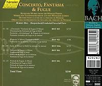 Concerto,Fantasia & Fugue - Produktdetailbild 1