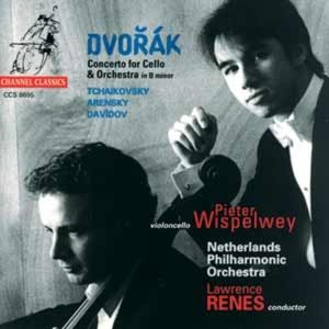 Concerto For Cello And Orchestra In B Minor, P. Wispelwey, Netherlands Phih.