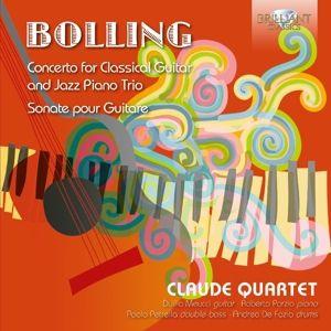Concerto For Classical Guitar And Jazz Piano Trio, Claude Quartet