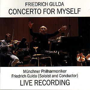 Concerto For Myself, Darling, Honzak, Gulda, Mp