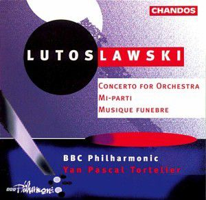 Concerto For Orchestra/+, Yan Pascal Tortelier, Bbcp
