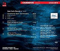 Concerto For Violoin & Orches. - Produktdetailbild 1