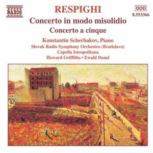 Concerto In Modo Misolidio, Scherbakov, Griffiths, Danel