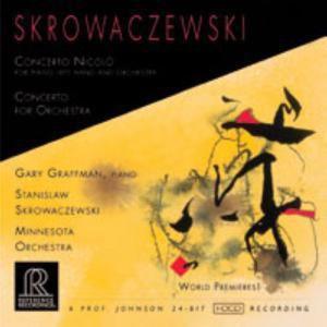 Concerto Nicolo/Concerto For O, Eiji Oue, Minnesota Orchestra