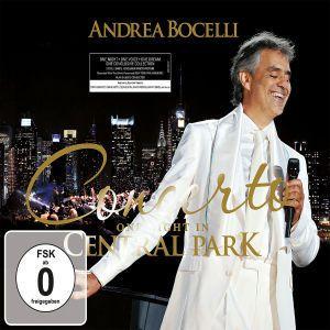Concerto: One Night In Central Park, Andrea Bocelli