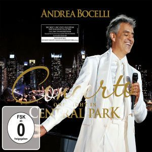 Concerto: One Night In Central Park, Andrea Bocelli
