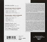 Concerto Violin Op. 53 & Trio Op.65 - Produktdetailbild 1