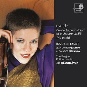 Concerto Violin Op. 53 & Trio Op.65, I. Faust, Prager Philh., Belohlavek