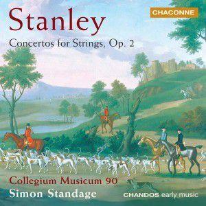 Concertos, Simon Standage, Cm90