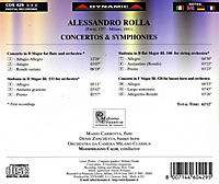 Concertos And Symphonies - Produktdetailbild 1