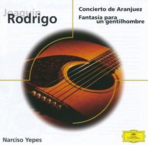 Concierto De Aranjuez/Fantasía Para Un Gentilhombr, Narciso Yepes