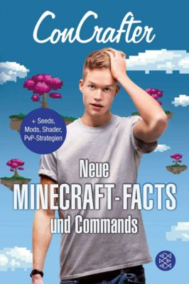 ConCrafter - Neue Minecraft-Facts und Commands, ConCrafter