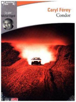 Condor, MP3-CD, Caryl Férey