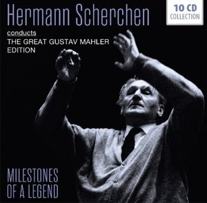 Conducts Mahler, Hermann Scherchen