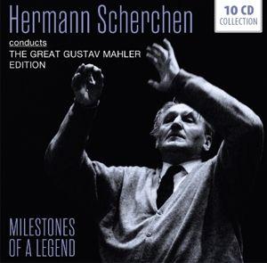 Conducts Mahler, Hermann Scherchen