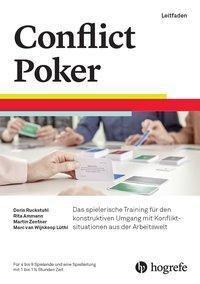 Conflict Poker (Spiel), Doris Ruckstuhl, Rita Ammann, Martin Zentner, Marc van Wijnkoop Lüthi