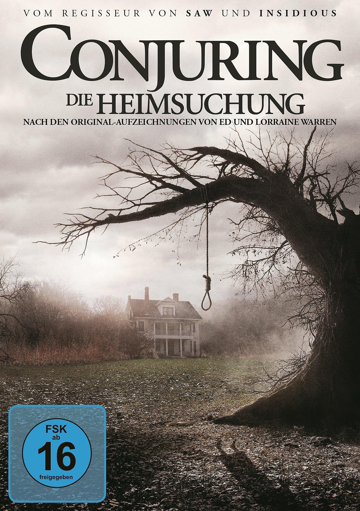 Conjuring Die Heimsuchung Dvd Bei Weltbildde Bestellen