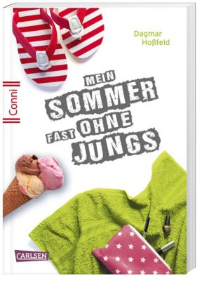 Conni 15 Band 2: Mein Sommer fast ohne Jungs, Dagmar Hoßfeld