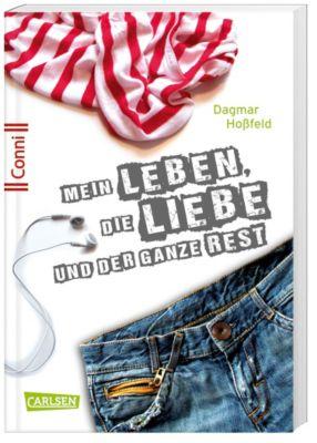 Conni 15, Mein Leben, die Liebe und der ganze Rest, Dagmar Hoßfeld
