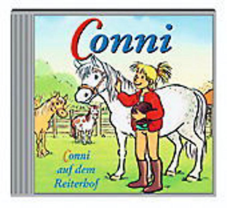conni auf dem reiterhof, 1 audio-cd hörbuch günstig bestellen
