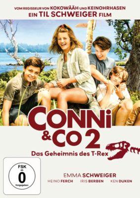 Conni & Co 2: Das Geheimnis des T-Rex, Vanessa Walder, Til Schweiger