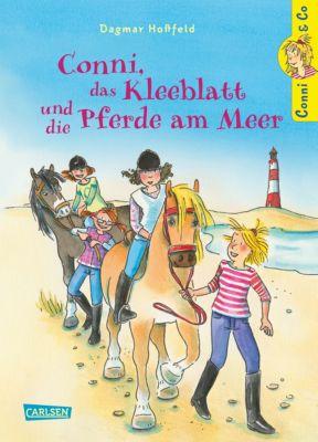 Conni & Co Band 11: Conni, das Kleeblatt und die Pferde am Meer, Dagmar Hoßfeld