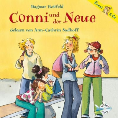 Conni & Co Band 2: Conni und der Neue (2 Audio-CDs), Dagmar Hoßfeld