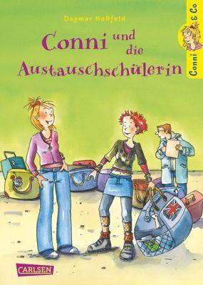 Conni & Co Band 3: Conni und die Austauschschülerin, Dagmar Hossfeld