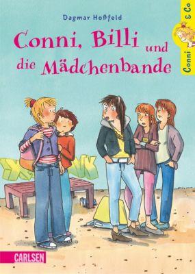 Conni & Co Band 5: Conni, Billi und die Mädchenbande, Dagmar Hoßfeld