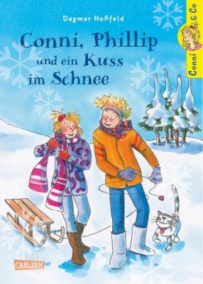 Conni & Co Band 9: Conni, Phillip und ein Kuss im Schnee, Dagmar Hoßfeld