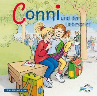 Conni Erzählbände Band 2: Conni und der Liebesbrief (1 Audio-CD), Julia Boehme, Liane Schneider