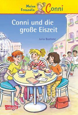 Conni Erzählbände Band 21: Conni und die große Eiszeit, Julia Boehme