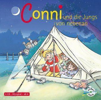 Conni Erzählbände Band 9: Conni und die Jungs von nebenan (1 Audio-CD), Julia Boehme, Liane Schneider