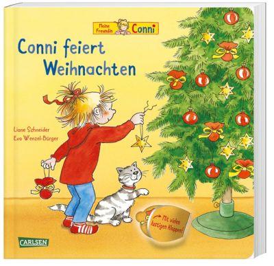 Conni feiert Weihnachten, Liane Schneider