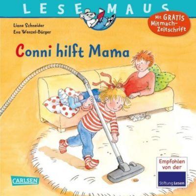 Conni hilft Mama, Liane Schneider, Eva Wenzel-Bürger